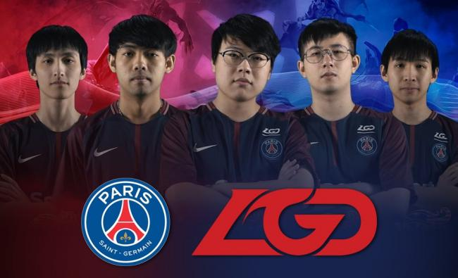 PSG Esports enter Dota 2 with LGD Gaming
