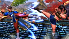 Street Fighter x Tekken E3 brawl