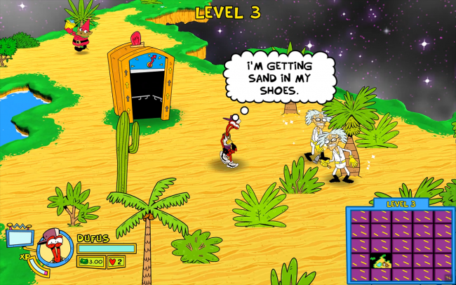 ToeJam and Earl getting back in the groove on March 1