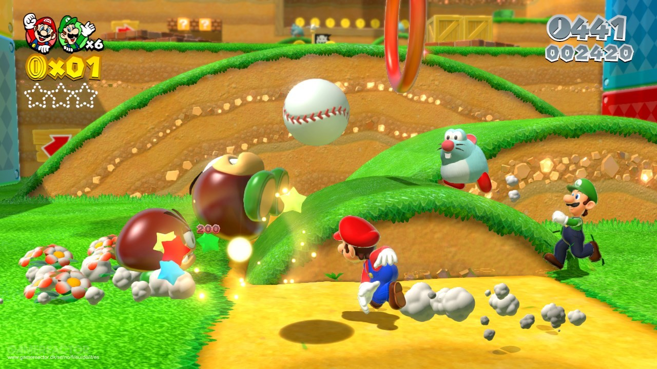 Pictures Of Super Mario 3d World Hands On 6 8