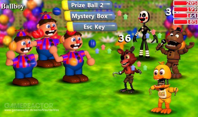 Five Nights at Freddy's World is now a free download