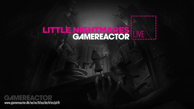 Today on GR Live: Little Nightmares