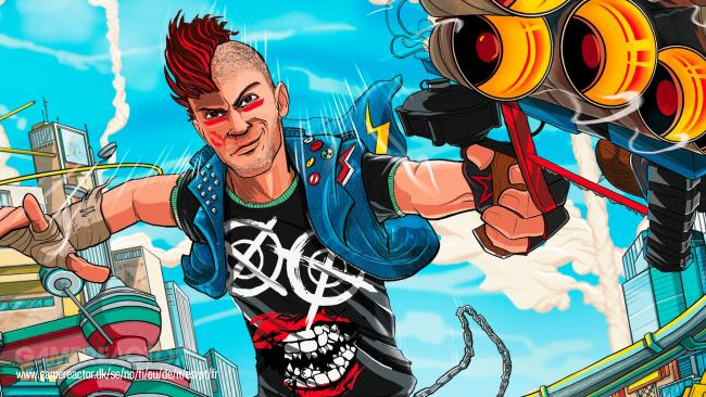 Sony owns Sunset Overdrive franchise