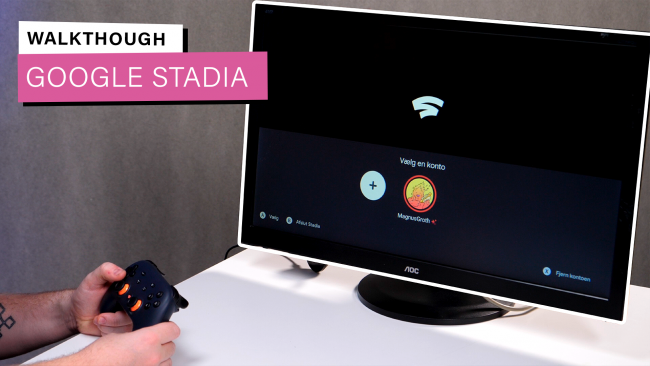 We show how Google Stadia works in this walk-through guide