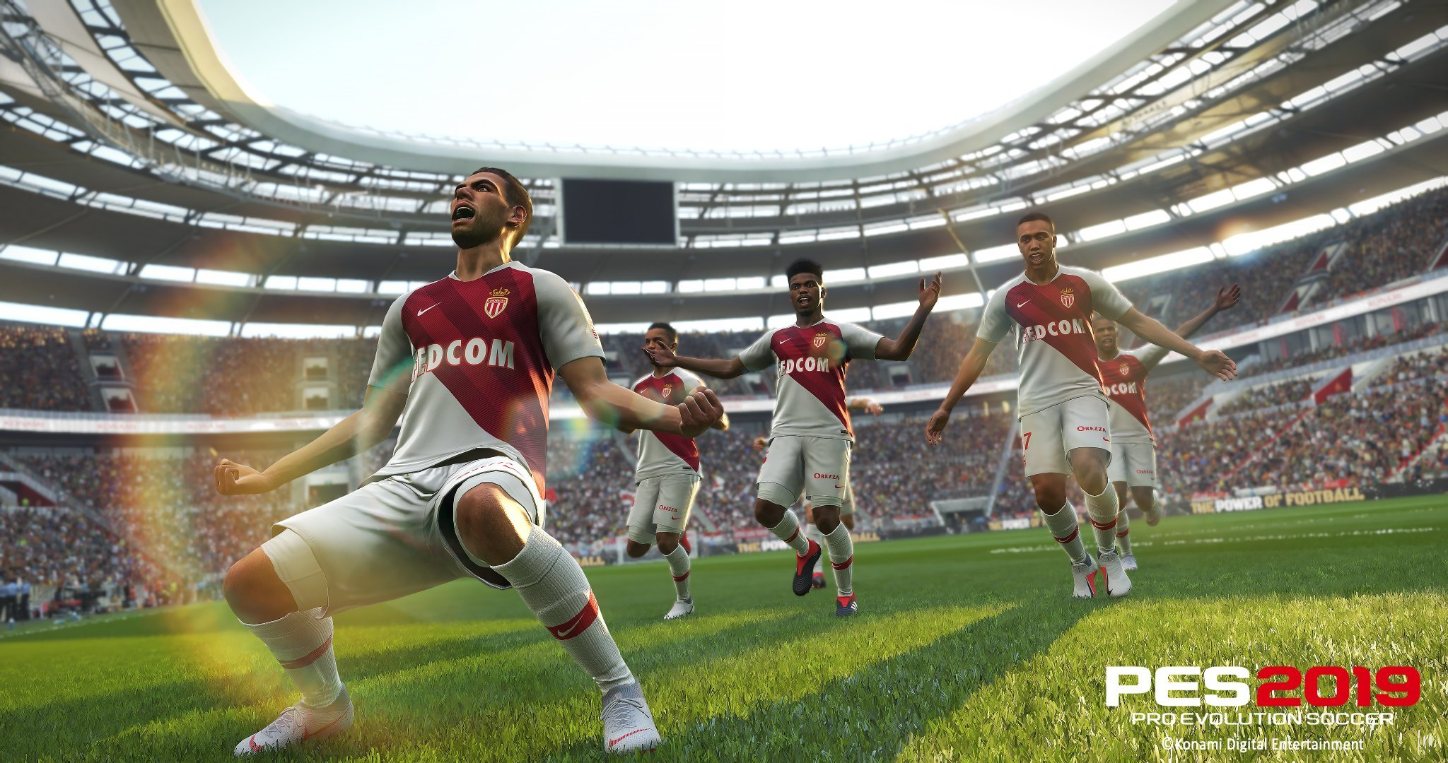 AS Monaco signs two new PES players - Pro Evolution Soccer 2019