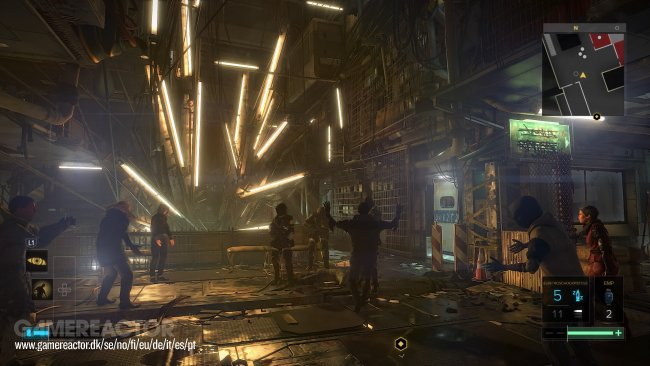 Charts: Deus Ex: Mankind Divided takes number one