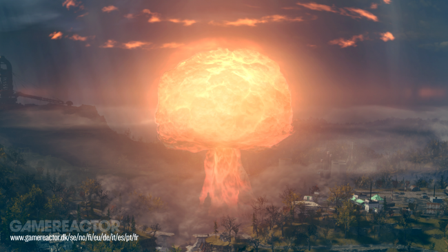 Fallout 76 player gets three nukes in one game, server crashes