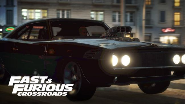 Fast & Furious game announced at The Game Awards