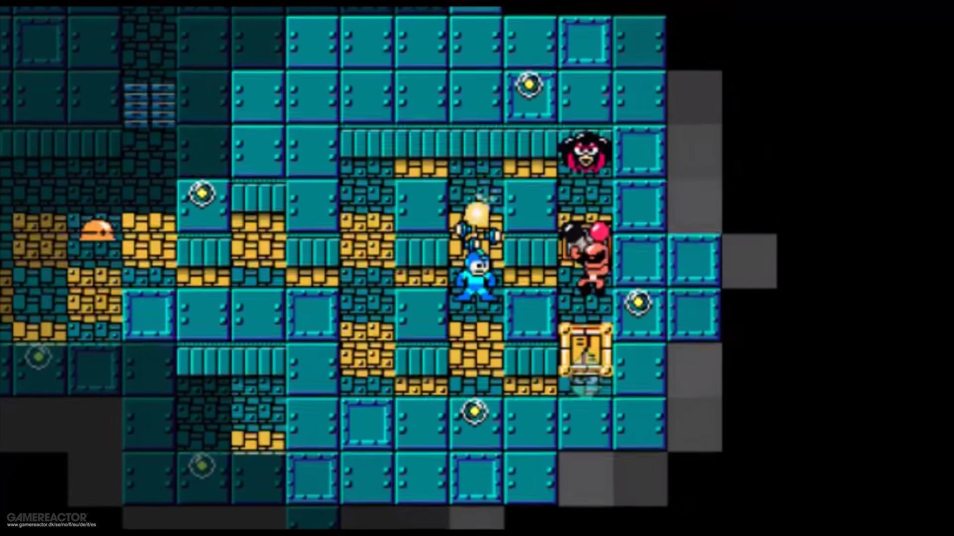 Mega Man mod for Crypt of the Necrodancer