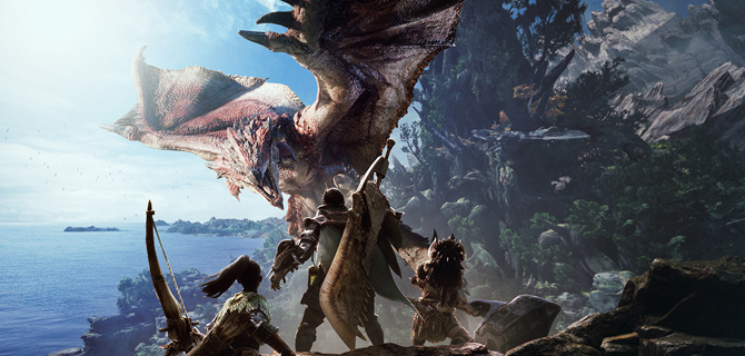 Monster Hunter: World - Hands-On Impressions