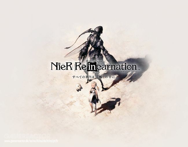New Nier Re[in]carnation video unveils its combat