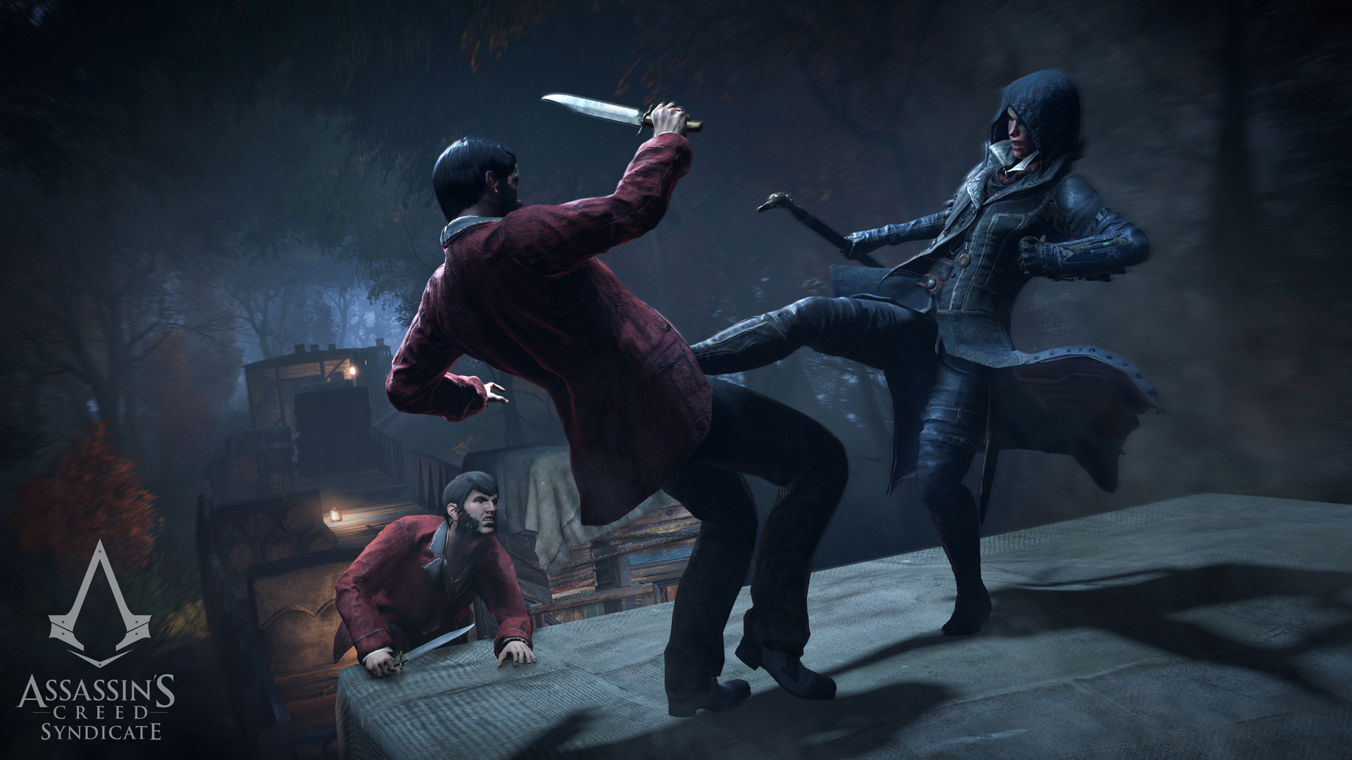 Assassin S Creed Syndicate Hands On With Evie Frye Preview