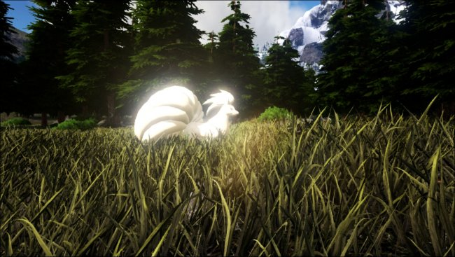 Pokémon are added to Ark via a mod
