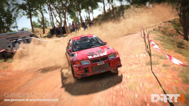 Dirt 4 gets a brand new gameplay trailer