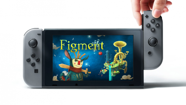 Figment is coming to the Nintendo Switch