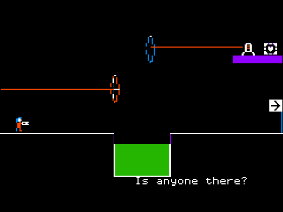 Portal created for Apple II