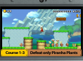 A look at the new Medal Challenges of Super Mario Maker 3DS