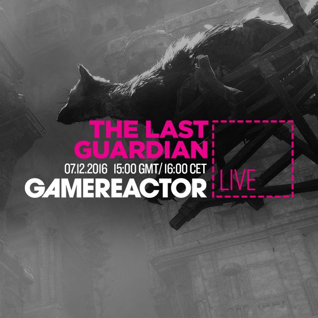 Today on GR Live: The Last Guardian