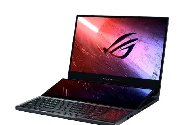 The Asus ROG Zephyrus Duo 15 specs revealed