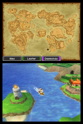 Pictures of Dragon Quest IX: Sentinels of the Starry Skies 11/35