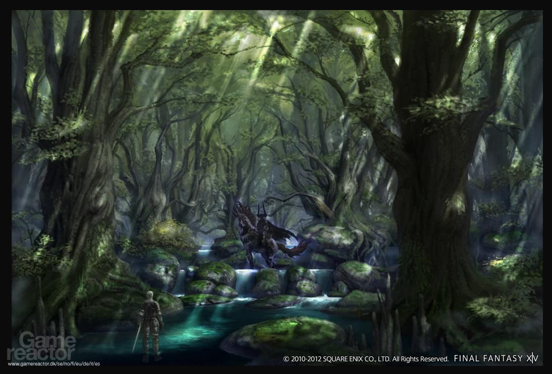 Pictures of Final Fantasy XIV screens 29/29
