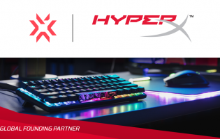 Valorant Champions Tour adds HyperX as a global founding partner