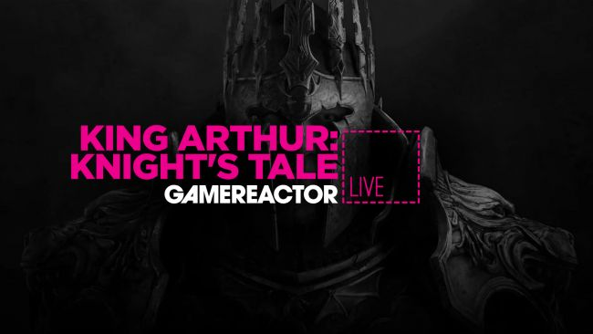 We're checking out King Arthur: Knight's Tale on today's GR Live