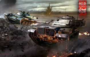 Weekend tournaments unveiled for War Thunder