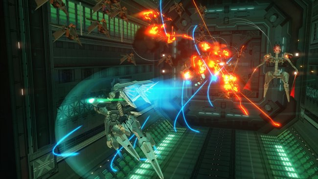 Zone of the Enders 2 demo is now available for PS4