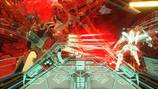 Watch and compare Zone of the Enders' new graphics