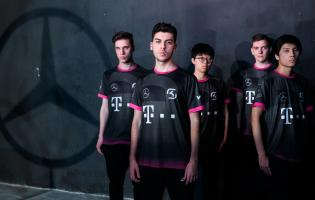 SK Gaming Partners with Mercedes-Benz