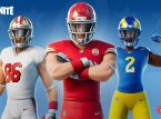 Fortnite adds new batch of NFL skins