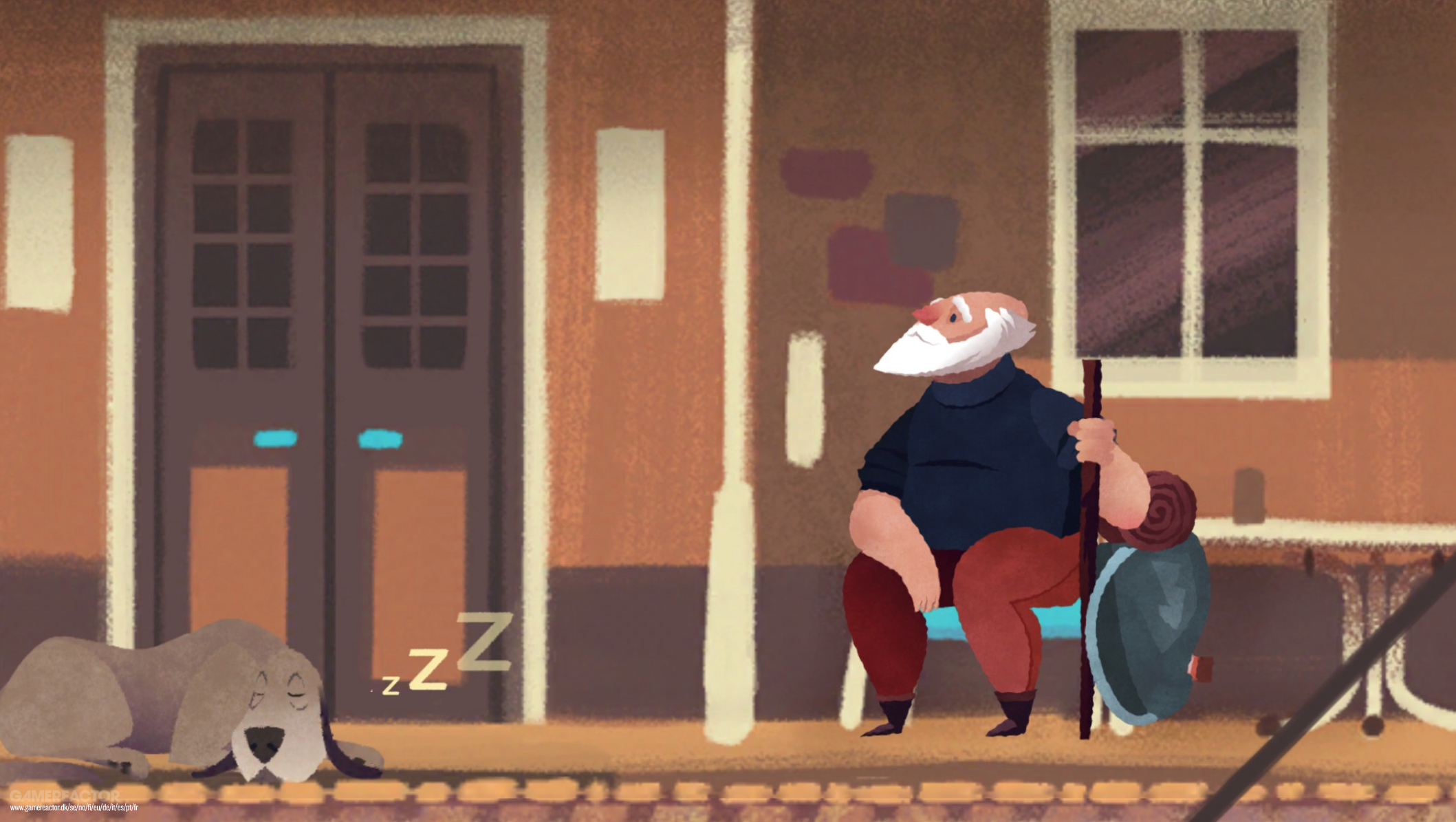 Pictures Of Old Mans Journey Makes Its Way Onto Switch Today 1 2 Animation Enlarge Picture