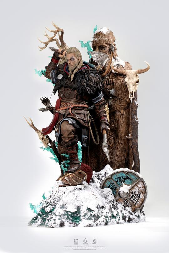 assassins creed valhalla eivor statue