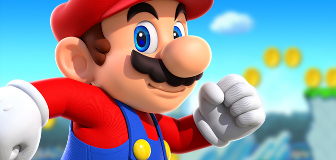 Super Mario Run coming to Android devices in March
