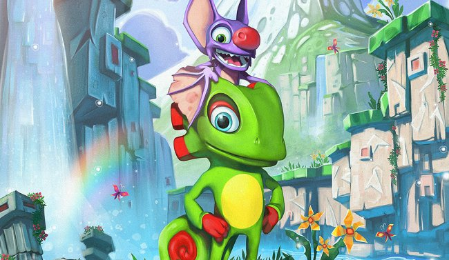 Yooka-Laylee heads up this weeks Deals with Gold