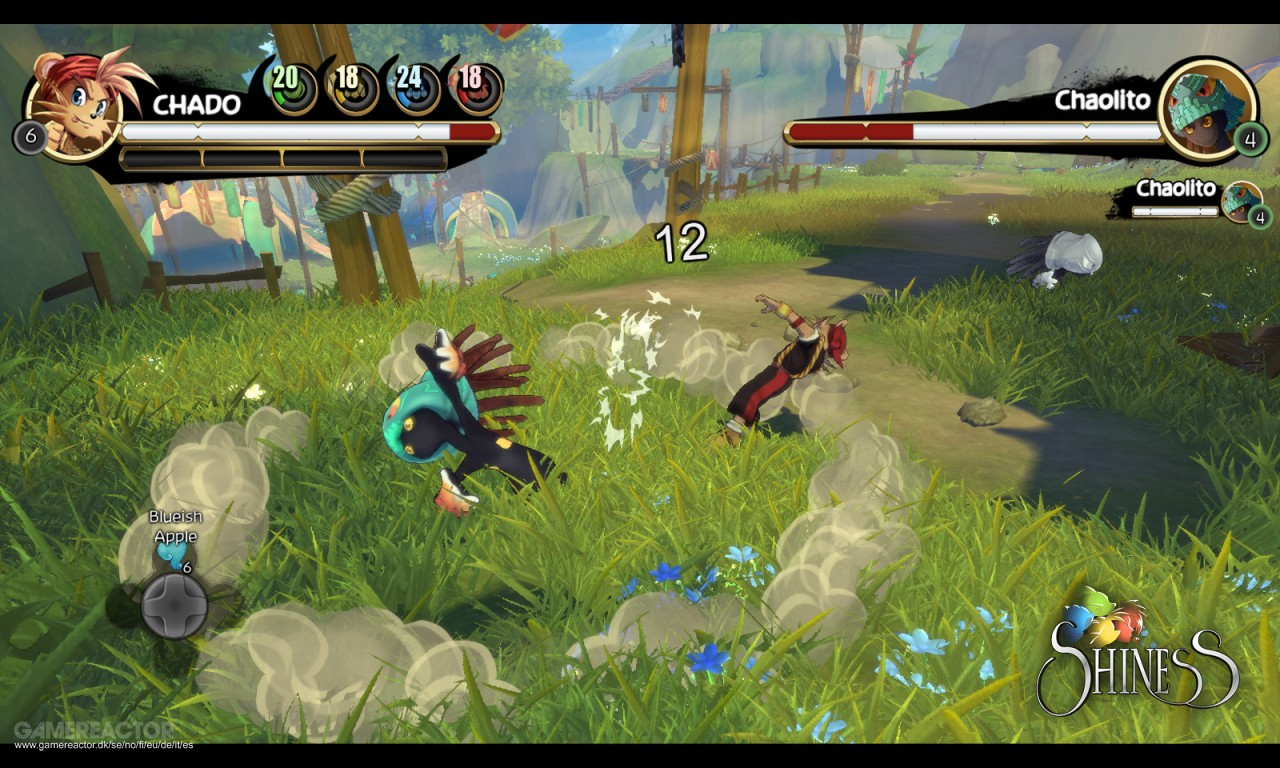Pictures of Shiness: The Lightning Kingdom 27/39