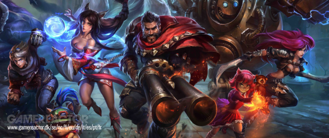 We get more details about League of Legends' Clash mode