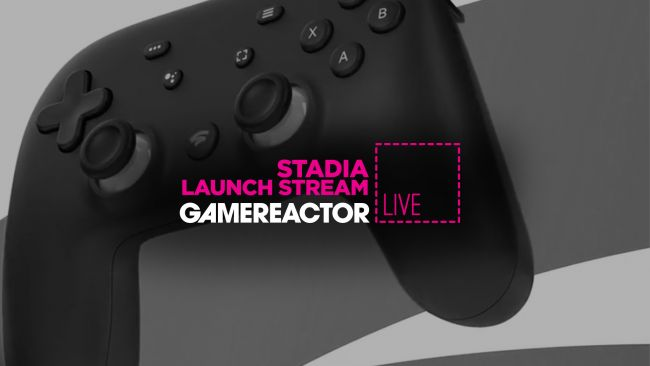 We test out Google Stadia on today's stream