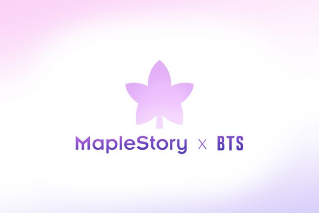 KPOP band BTS partners with Maplestory
