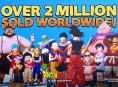 Dragon Ball Z: Kakarot has sold over 2 million copies