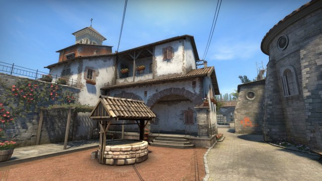 Dust II makes way for Inferno on CS:GO