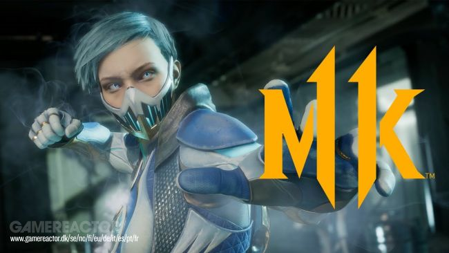 Frost revealed for Mortal Kombat 11 in new trailer