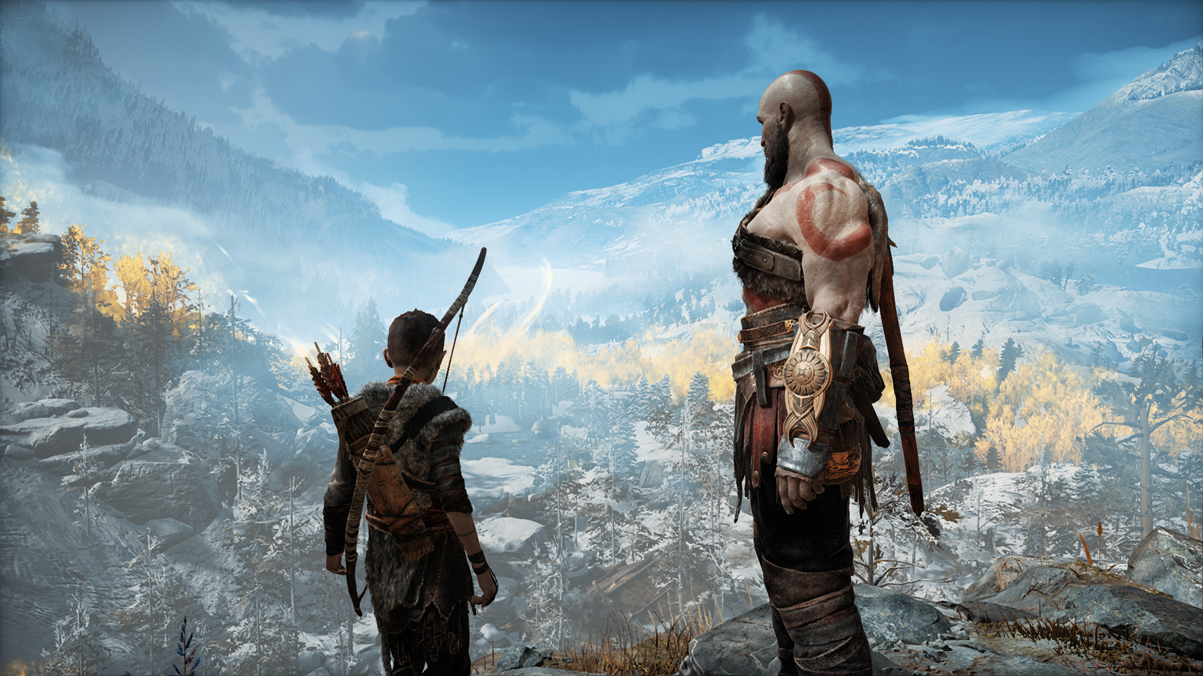 Pictures Of Divine Guidance Mastering God Of War 2 7