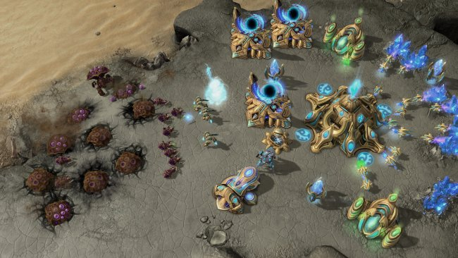 Blizzard is making some major changes to Starcraft II