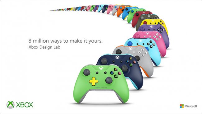 Microsoft talks up Xbox Design Lab and new controller