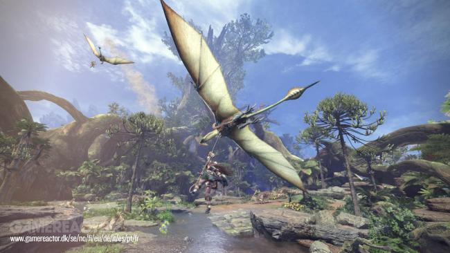 Monster Hunter: World getting Devil May Cry event
