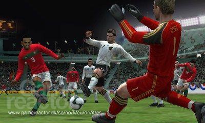Pro Evolution Soccer 2011 3D