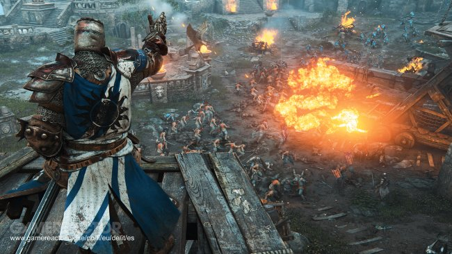 For Honor tops this week's UK retail charts