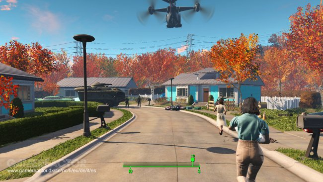 New Fallout 4 update improves draw distance on consoles